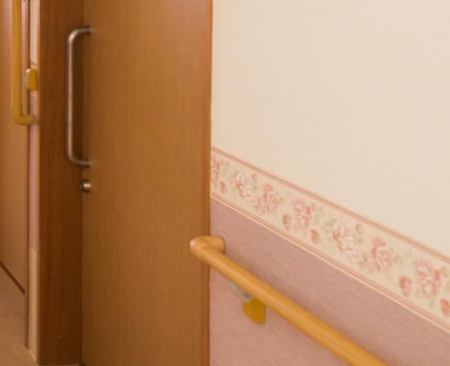 引き戸等への扉へ変更