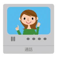 テレビドアホン取付