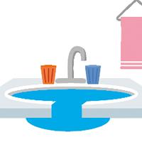 排水マス掃除