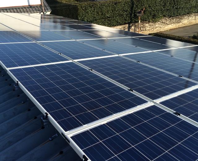 太陽光発電-群馬県太田市3